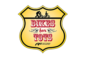 Bikes for Tots